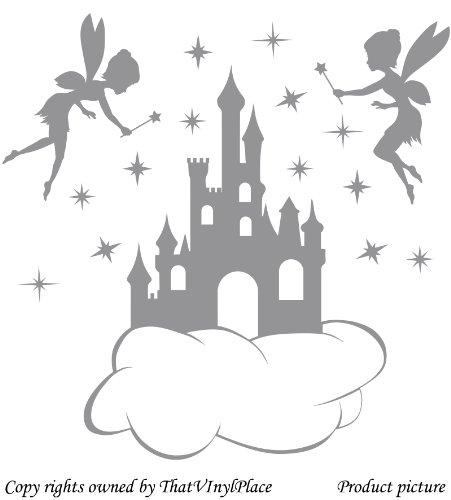 2-hadas-princesas-disney-en-un-castillo-de-nubes-y-estrellas-adhesivo-decorativo-para-pared-25-cm-x-