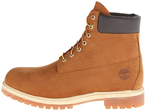 timberland herren 6 in premium 6 premium boot herren combat boots braun rust orange 43. Black Bedroom Furniture Sets. Home Design Ideas