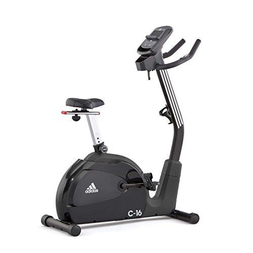adidas Erwachsene HeimtrainerEnduranceErgometer Fitnessbike, schwarz, One Size