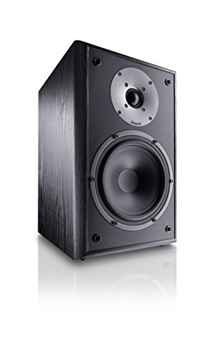 Oferta de Magnat Monitor Supreme 202 - Altavoces de estantería (Hi-Fi, 93 dB, 100 W RMS), color negro