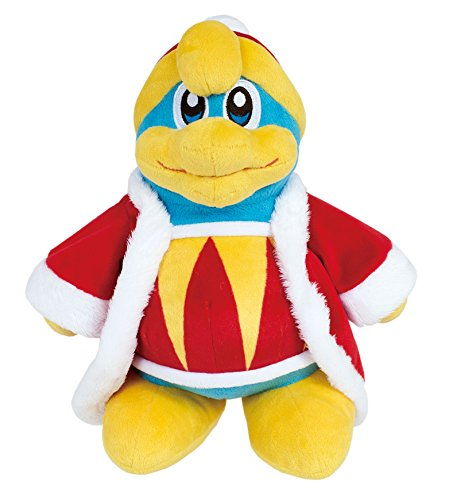 "Sanei Kirby Adventure Series all Star Collection 10"" King Dedede Plush"