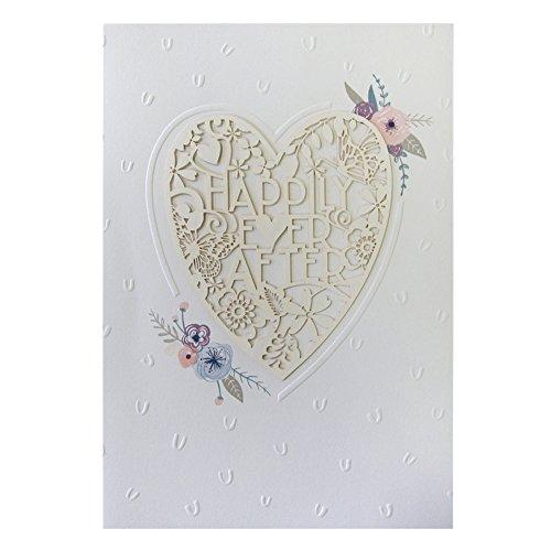 Wedding Congratulations Card Amazoncouk