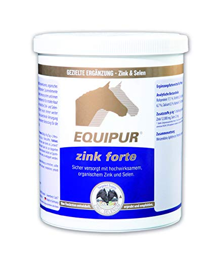 EQUIPUR - zink forte - 1000g Pallets