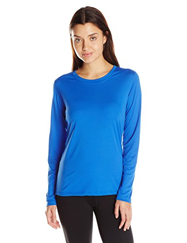 Hanes -Camicia Donna Awesome Blue