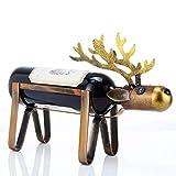 GQY Dekoratives Geschenk-Set Kreatives Personal Minimal Minimal Modern Modernes Trinkgeld-Fenster Del Gabinete Del Vino Decoración Adornos (Farbe : 1)