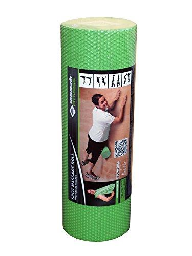 Schildkröt Fitness SPOT-MASSAGE-ROLL, (green), 960034 - 3