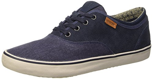 Geox U Smart B, Baskets Basses Homme Bleu (C4002)