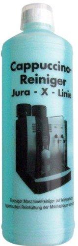 Jura X-Linien Cappuccino-Reiniger 1000ml, 3 Flaschen