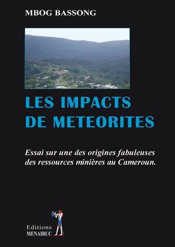 Les impacts de météorites : Concepts, méthodes et enjeux. Introduction à la notion de topologie structurale par Mbog Bassong