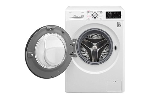 LG-f4j6vy1-W-autonome-Belastung-Bevor-9-kg-1400trmin-A-30-wei-Waschmaschine–Waschmaschinen-autonome-bevor-Belastung-wei-drehbar-links-150-