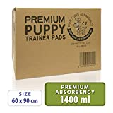 Tendercare 60x90 cm Premium Extra Large Puppy Training Pads (100)