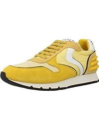 Calzado deportivo para mujer, color Amarillo , marca VOILE BLANCHE, modelo Calzado Deportivo Para Mujer VOILE BLANCHE JULIA POWER Amarillo