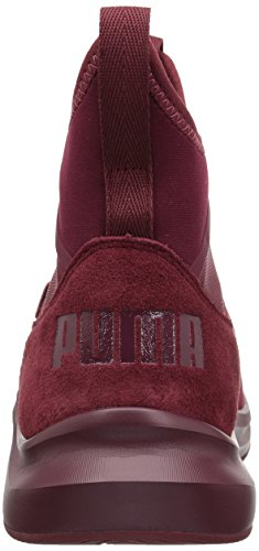 big sale 2ddb6 a5944 PUMA Women's Phenom Suede Wn Sneaker, Cordovan-Cordovan, 7 ...