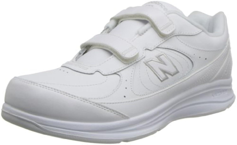 New Balance - Zapatillas de running para hombre, color blanco, talla 42