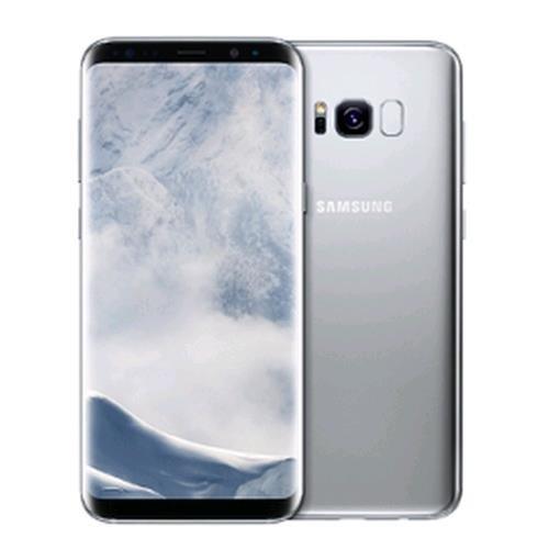 Samsung G955 Galaxy S8+ Smartphone, Memoria Interna 64 GB, Marchio TIM, Argento [Italia]