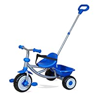Guaranteed4Less Kids 3 Wheeler Pedal Bike Tricycle Trike Bicycle Childrens Buggy Handle Control