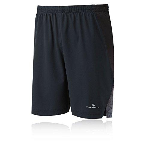 Ronhill Momentum 7 Corsa Shorts - AW17 Black