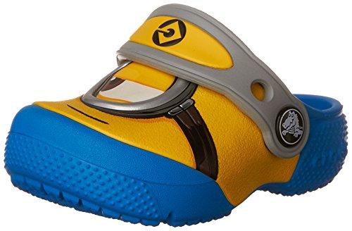 Crocs Kinder Unisex 204113 Clogs, Blau (Ocean), 27/28 EU