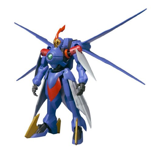 Robot Spirits Damashii Shen Fu Shenfu Side KMF Code Geass R047 Action Figure