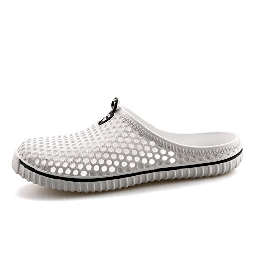 Aleader Performance, Damen Clogs & Pantoletten White2233
