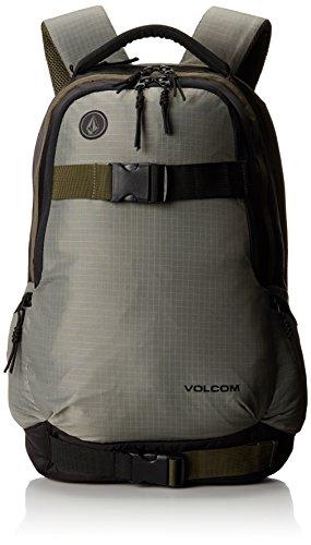 Volcom Vagabond - Mochila de snowboarding, color negro, talla única