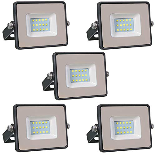 Conjunto de 5 - ZONE LED SET - 10W - Led Foco,...
