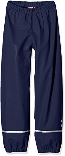 Lego Wear Jungen Puck 101-RAIN Pants Regenhose, Blau (Dark Navy 589), 122