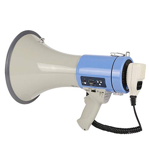 Massage Handlautsprecherhorn mit USB-Tourguide-Lautsprecher (Massage-lautsprecher)