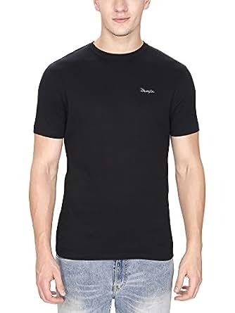 Wrangler Men's Cotton T-shirt Medium Pack of 2