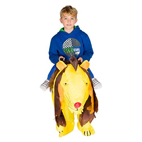 Imagen de hinchable infantil disfraz leon  alternativa