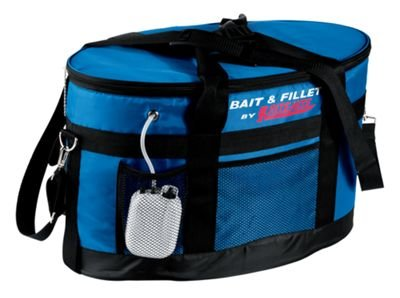 RITE-HITE Fisherman's Bait Fillet Cooler - Includes Cutting Board with  Clamp, 2 Speed Aerator and Removable Cooler, Use as a Live Well When  Fishing to