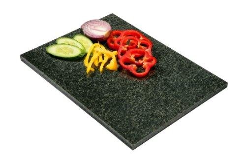 Premier Housewares Worktop Saver, schwarzer Granit