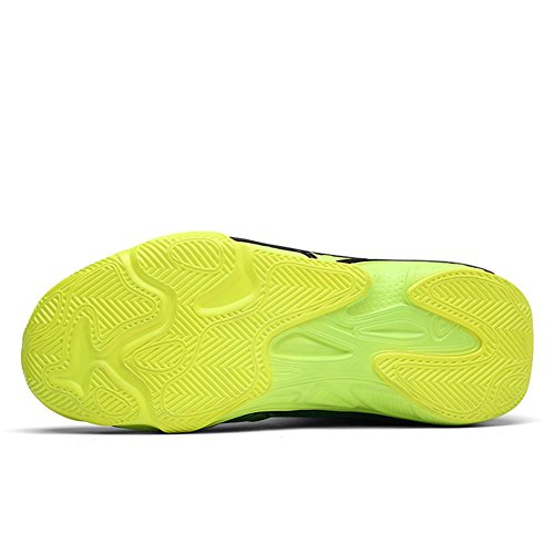Chaussures De Sport Chaussures De Course Baskets Sports De Plein Air Chaussures Pour Hommes Coussin D'air Respirant Antidérapant Absorption Des Chocs 1