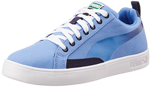 Puma Women's Match Lite Lo Blur Wn s Marina Blue and Peacoat Sneakers - 8 UK/India (42 EU)  available at amazon for Rs.1649