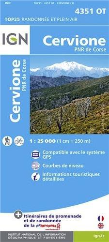 4351OT Cervione/P.N.R. de Corse
