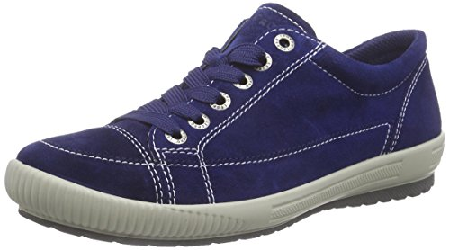 Legero Tanaro, Baskets Basses Femme Bleu (lake 76)