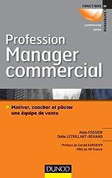 Profession manager commercial - Prix du livre DCF 2013