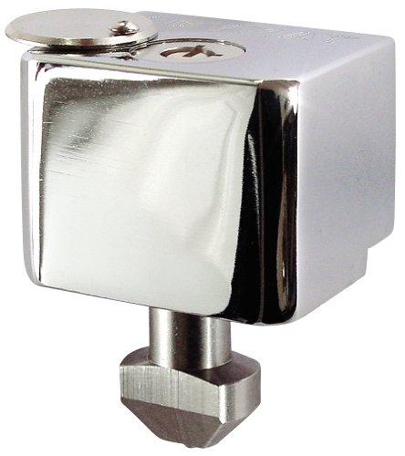 Cerradura K-10 (sólo pieza persiana). Llave tubular. NO incluye pieza