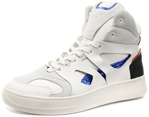 Puma Alexander McQueen MCQ Serve Uomo Sneaker Bianco Taglia 42