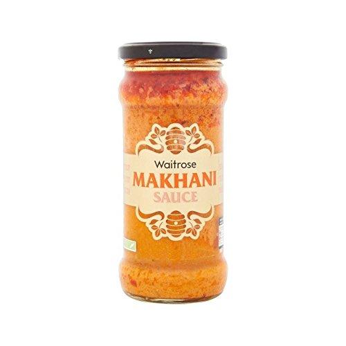 Cuisson Makhani Sauce Waitrose 350G - Paquet de 2