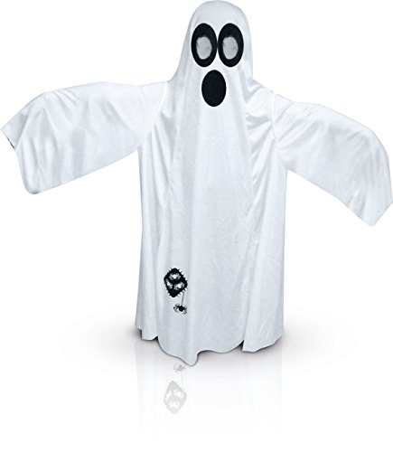 Rubie 's–s8285–Kostüm–Kostüm–Kinder–Schlossgespenst–Größe Standard (5+ (Halloween Geist S)