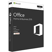 Microsoft Office 2016 - Home & Business (Mac) [1 dispositivo / versione perpetua]