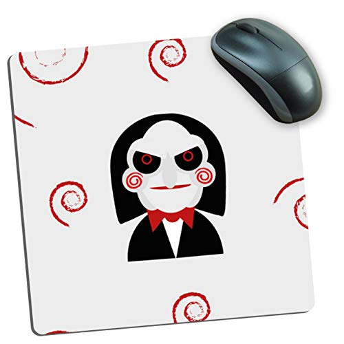 oween_A Mauspad Microfibra rettangolare Halloween_maschera ()