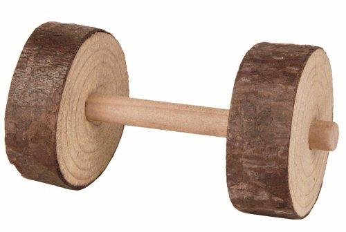 Balancines de madera para roedores