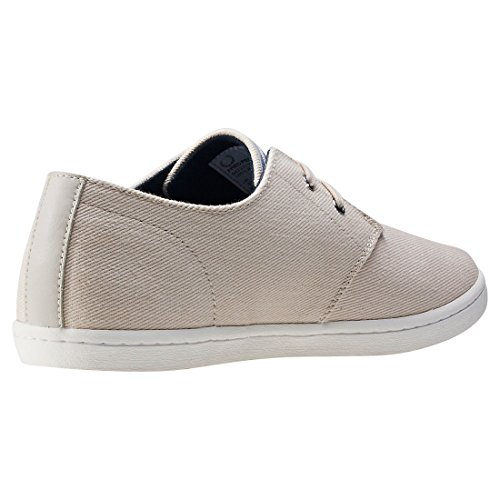 Fred Perry Byron Low Twill Natural Snow White B8233134, Basket Beige