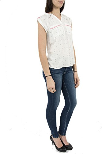 KAPORAL Damen T-Shirt Falou Weiß