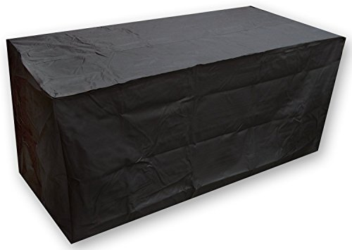 Ruichenxi ® Funda Impermeable para muebles de jardín (tamaño: 190x117x61cm/74.80x46.06x24.02inch )