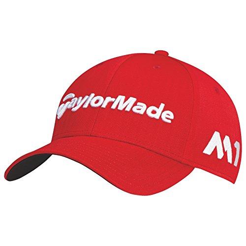 taylor-made-2017tour-radar-m1performance-strutturato-cappello-uomo-golf-tappo-di-regolazione-bar-ros