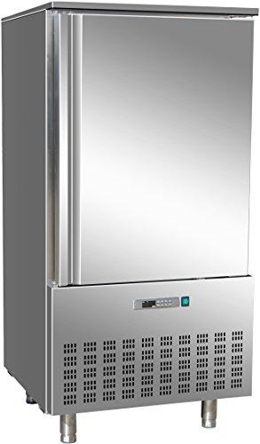 Saro 323-4510 URSUS 10 Schnellkühler/Schockfroster, 368 L, Edelstahl