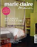 Telecharger Livres MARIE CLAIRE MAISON No 396 du 01 04 2005 nos meilleurs fleuristes a paris melanges de couleurs des apis proches de la nature les tendances du salon du meuble les tresors du perigord noir (PDF,EPUB,MOBI) gratuits en Francaise